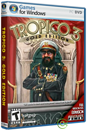 Тропико 3: Золотое издание / Tropico 3: Gold Edition (2011) PC