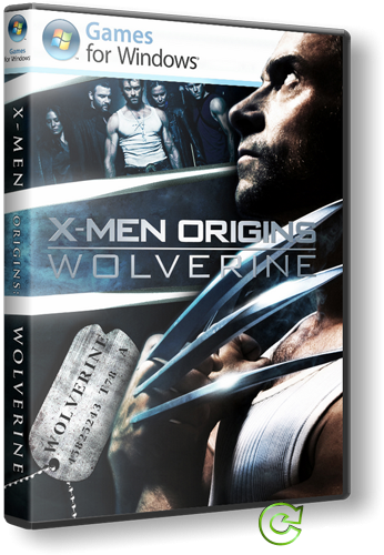 Люди Икс: Начало. Росомаха / X-men Origins: Wolverine (2011) PC
