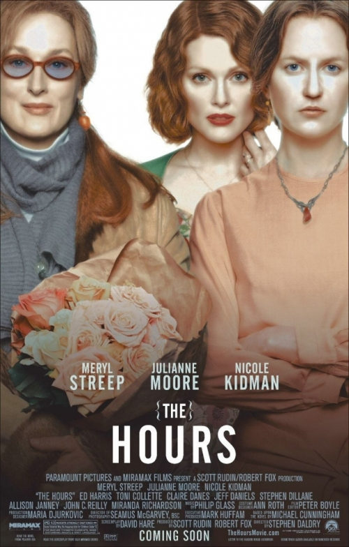 Часы / The Hours (2002) HDTVRip 720p