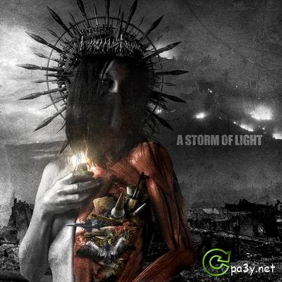 A Storm Of Light - As The Valley Of Death Becomes Us, Our Silver Memories Fade (2011)