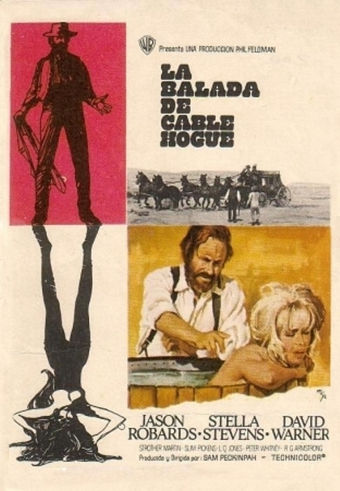 Баллада о Кэйбле Хоге / The Ballad of Cable Hogue (1970) HDTVRip
