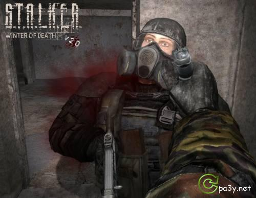 S.T.A.L.K.E.R Winter of Death Version 2.0 (2011) PC