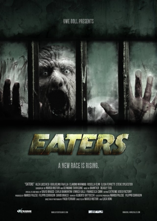 Пожиратели / Eaters / Eaters: Rise of the Dead (2010) DVDRip