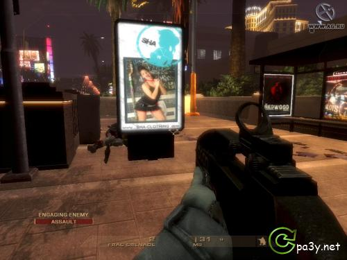 Tom Clancy's Rainbow Six: Vegas (2007) PC