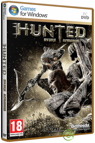 Hunted: Кузня демонов / Hunted: The Demon's Forge (2011) РС
