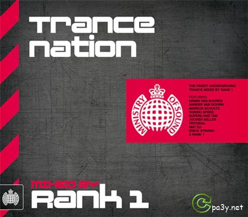 VA - Trance Nation (Mixed By Rank 1) [2CD] (2011) MP3