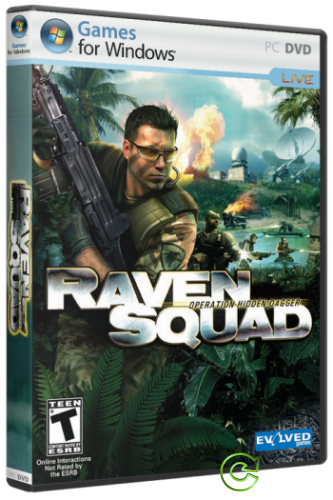 Отряд «Ворон» / Raven Squad: Operation Hidden Dagger (2010) PC