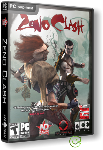 Zeno Clash: Ultimate Edition (Новый Диск) (Rus) 2009