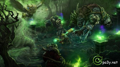 Heroes of Newerth v2.1 now FREE2PLAY!!!