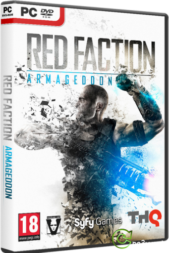 Red Faction: Armageddon (RUSENG) 2011