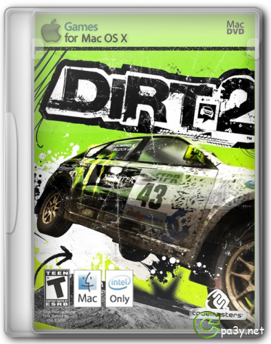 Colin McRae: DiRT 2 (2009) Mac