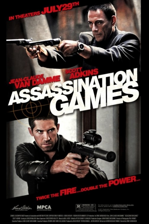 Игры киллеров / Assassination Games (2011) DVDRip