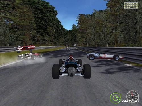 Golden Age of Racing (2006) РС