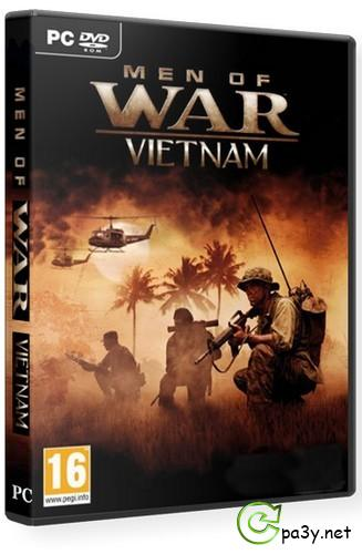 Диверсанты: Вьетнам / Men of War: Vietnam (2011) PC