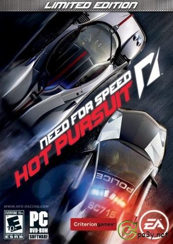 Need for Speed. Hot Pursuit: Limited Edition (2010) PC