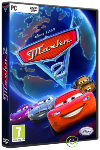 Disney: Тачки 2 / Cars 2: The Video Game (2011) PC | RePack от Spieler