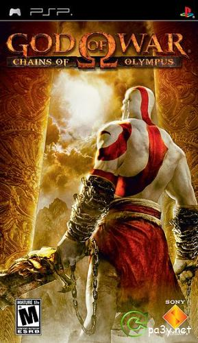 God of War: Chains of Olympus (2008) PC | RePack