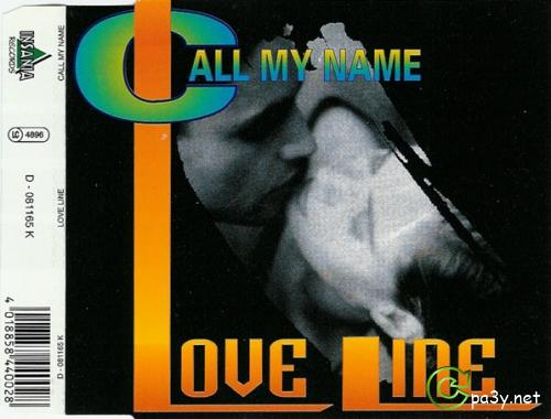 Love Line - Call My Name (1995) WAV