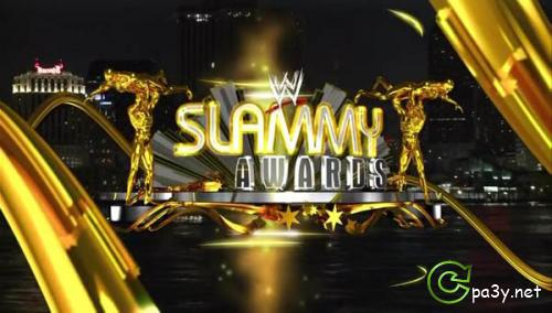 WWE The Slammy Awards [эфир от 12.12] (2011) HDTVRip
