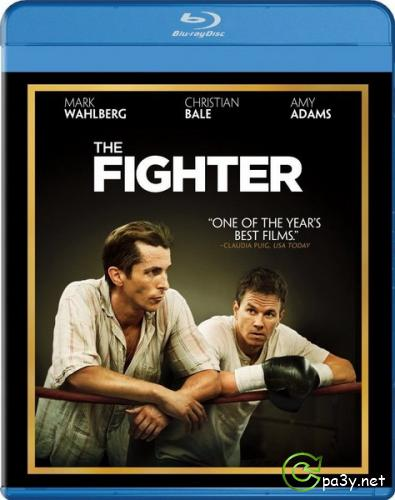 Боец / The Fighter (2010) Blu-Ray