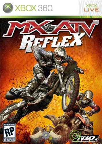 MX vs ATV: Reflex (2009) XBOX360
