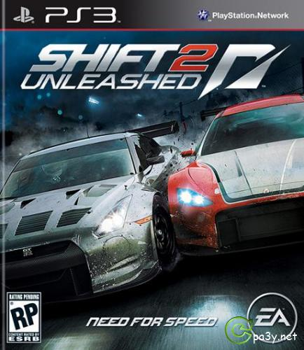 Need For Speed: Shift 2 Unleashed (2011) PS3