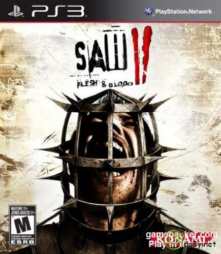 Saw 2: Flesh and Blood (2010) PS3