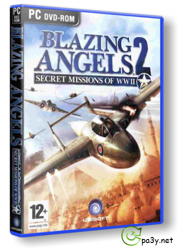 Blazing Angels 2: Secret Missions of WWII (2007) PC | RePack от R.G. BoxPack
