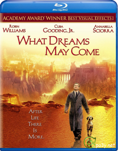 Куда приводят мечты / What Dreams May Come (1998) BDRip 1080p