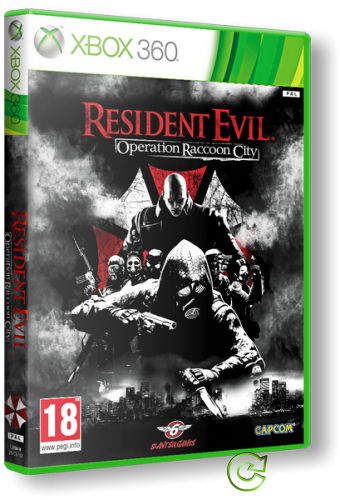 Resident Evil Operation Raccoon City (2012) XBOX360