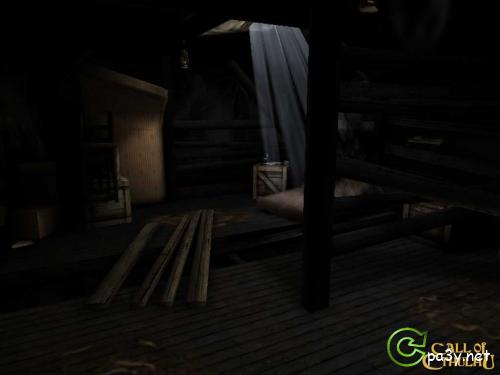 Call of Cthulhu: Dark Corners of the Earth (2006) XBOX 360