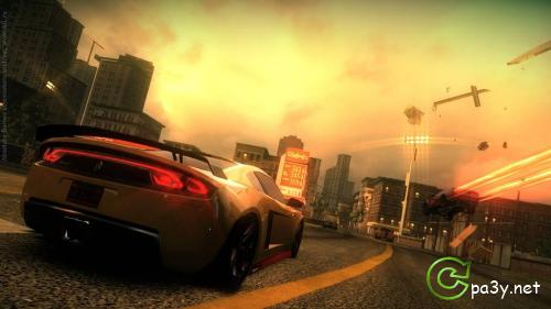 Ridge Racer Unbounded [v1.02] (2012) PC