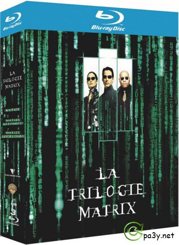 Матрица. Трилогия / The Matrix Trilogy (1999-2003) BDRip 1080p