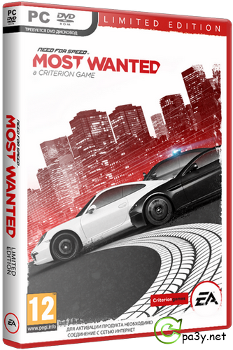 Need for Speed: Most Wanted - Limited Edition (2012) PC | RePack от R.G. Catalyst