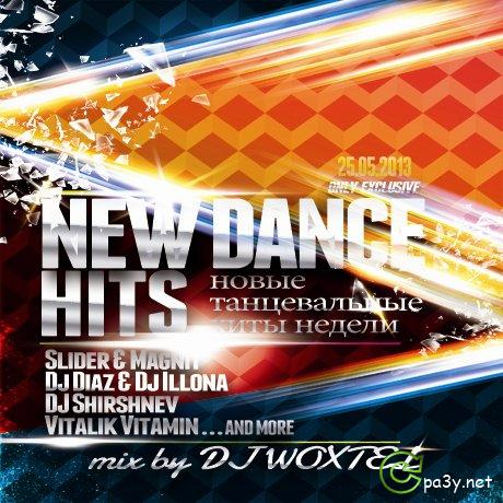DJ Woxtel - New Dance Hits (25.05.2013) (2013) MP3