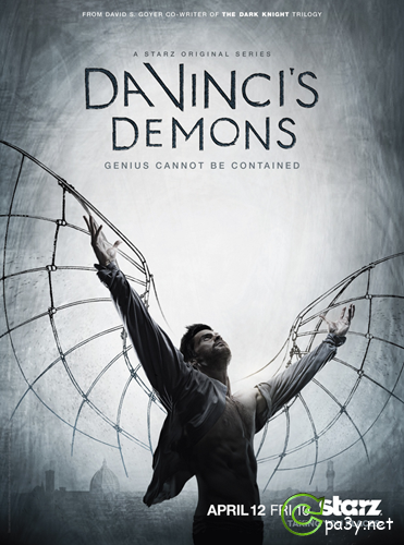 Демоны да Винчи / Da Vinci's Demons [S01] (2013) WEB-DLRip | Fox