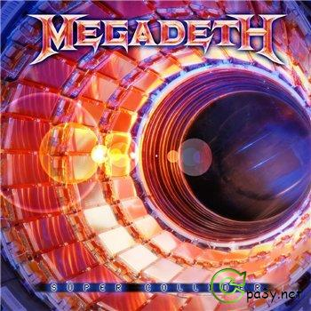 Megadeth - Super Collider (2013) MP3