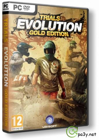 Trials Evolution: Gold Edition (2013) PC | RePack от Audioslave
