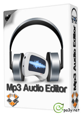 MP3 Audio Editor 8.0.1 (2013) PC | RePack + Portable by Kopejkin