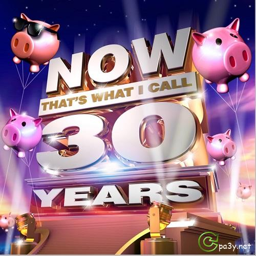 VA - Now Thats What I Call 30 Years (2013) MP3