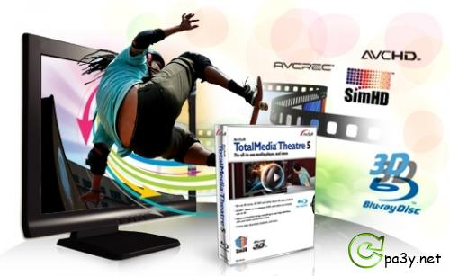 Arcsoft TotalMedia Theatre 6.0.1.123 (2013) PC