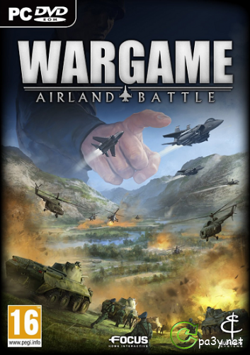 Wargame: Airland Battle (2013) PC | Лицензия