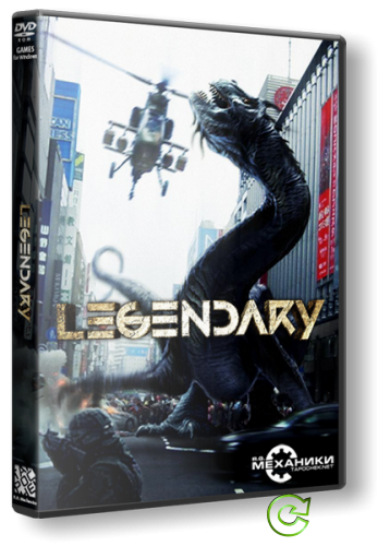 Legendary (2008) PC | RePack от R.G. Механики