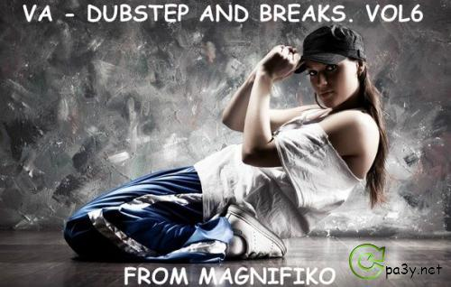 VA - Dubstep and Breaks. Vol6 (2013) MP3