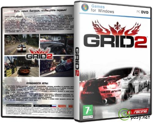 GRID 2 [+ 4 DLC] (2013) PC | RePack от DangeSecond
