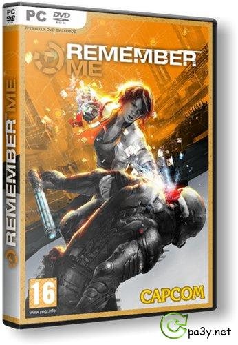 Remember Me [+ 3 DLC] (2013) PC | RePack от =Чувак=