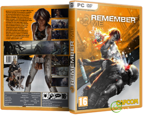 Remember Me (2013) PC | Лицензия