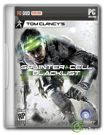 Tom Clancy's Splinter Cell: Blacklist - Deluxe Edition (2013) РС | Лицензия