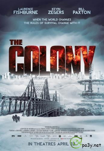 Колония / The Colony (2013) WEB-DL 1080p | L2