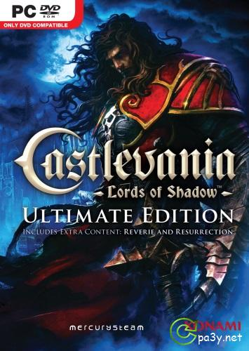 Castlevania: Lords of Shadow – Ultimate Edition [v1.0.2.8 + 2 DLC] (2013) PC | RePack от Black Beard